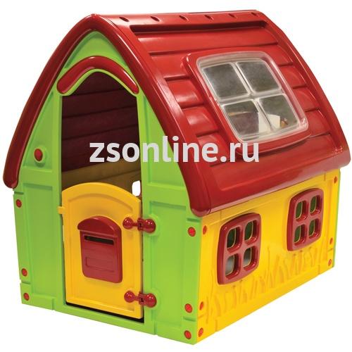 Домик игрушка в детский сад