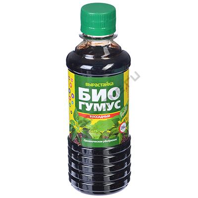 как разбавить биогумус для рассады томатов